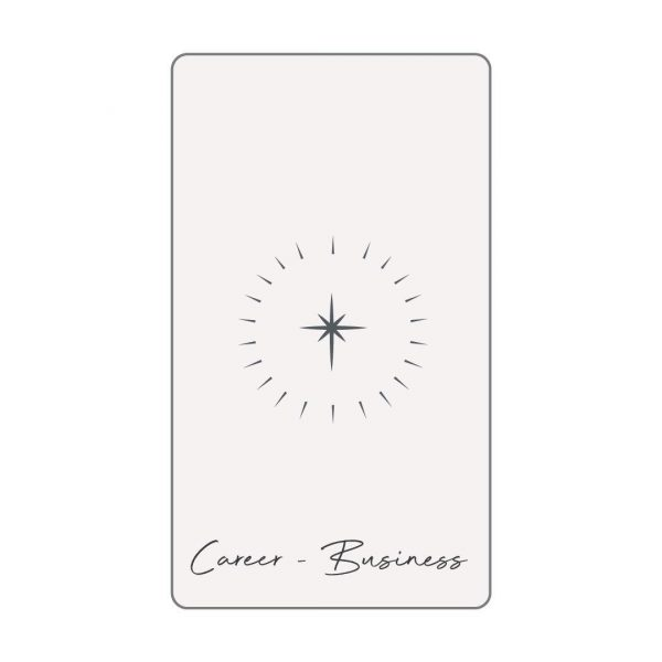 CAREER/BUSINESS TAROT READING GIRL AND HER MOON