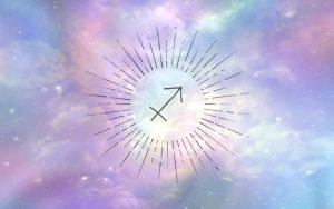 Girl and Her Moon New Moon in Sagittarius