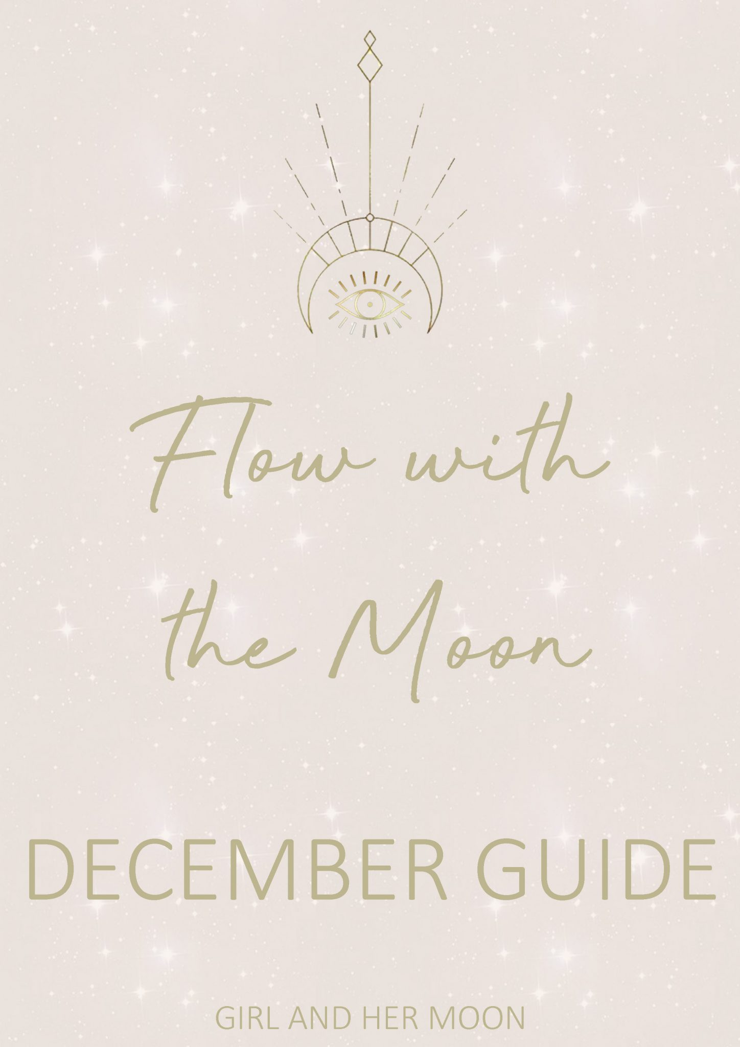Girl and Her Moon Flow with the Moon Membership