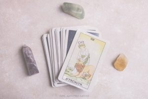 Capricorn Lunar Eclipse: What does it mean for your Zodiac? Tarot Video! Girl and Her Moon