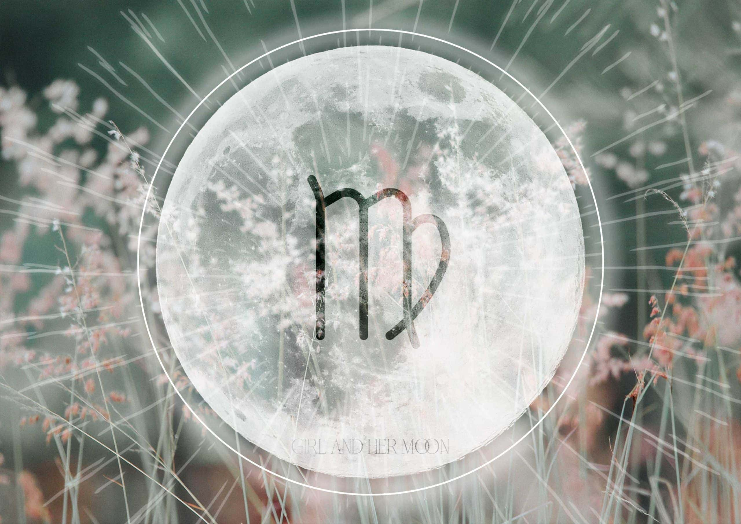 The Powerful Virgo New Moon: September 2020 Girl and Her Moon