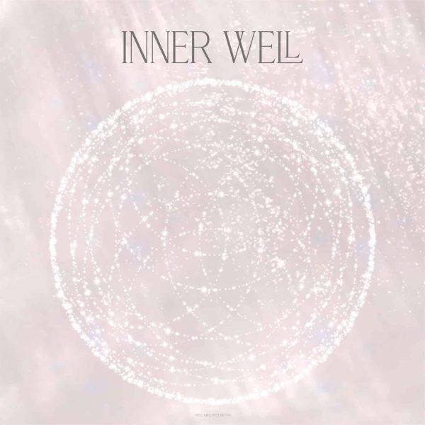 Inner Well Soul Work - Girl and Her Moon