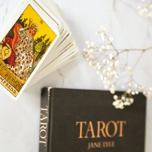 Scorpio Super New Moon Tarot Reading for the Zodiacs! Girl and Her Moon
