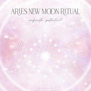 Aries New Moon Ritual April 2021