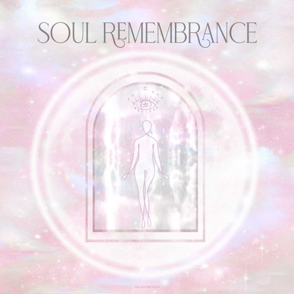 Soul Remembrance Soul Work Girl and Her Moon