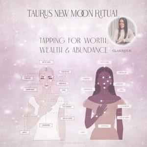 Taurus New Moon Ritual May 2021 - Girl and Her Moon