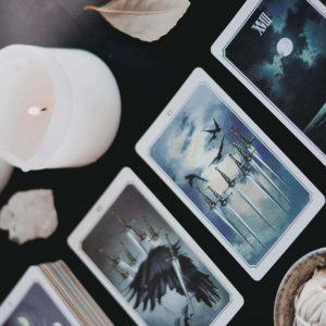 Capricorn Full Moon June 2021 Tarot Reading Zodiac Girl and Her Moon