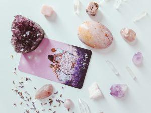 Virgo New Moon September 2021: Zodiac Tarot Reading GIRL AND HER MOON